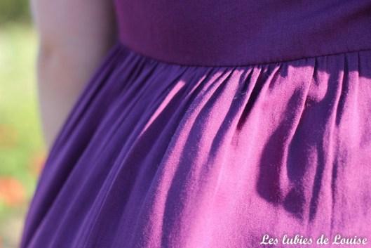 Robe centaurée mariage violet - les lubies de louise-40