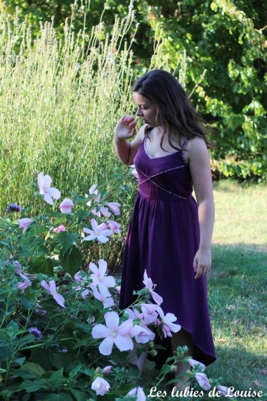 Robe centaurée mariage violet - les lubies de louise-55