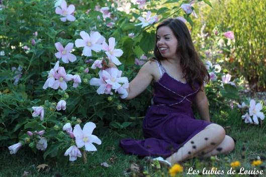 Robe centaurée mariage violet - les lubies de louise-60