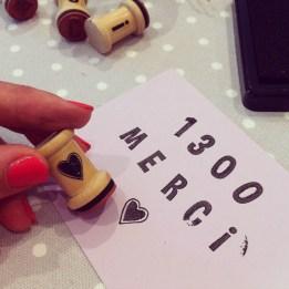 1300 sur Instagram, quelle folie !