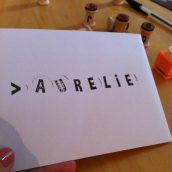 Des tampons pour faire de jolies cartes