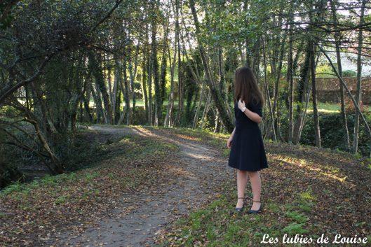 Robe ariel la maison victor - les lubies de louise-15