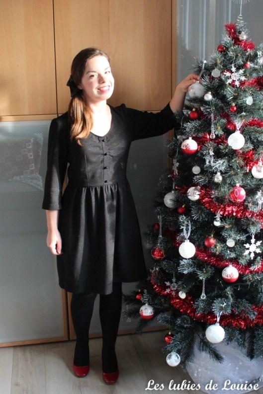 Ma robe à paillettes - les lubies de louise-3