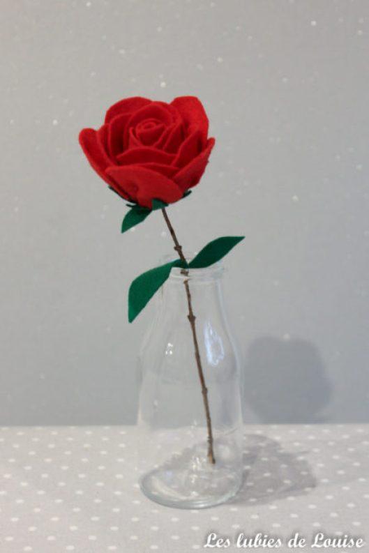 DIY Tuto Rose en tissu feutrine - les lubies de louise-10