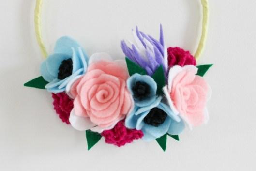 Tuto DIY Couronne de fleurs- les lubies de louise-7
