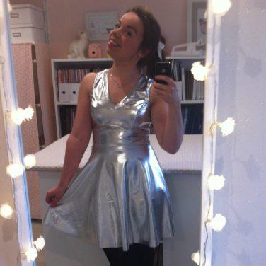 La robe la plus discrète du monde