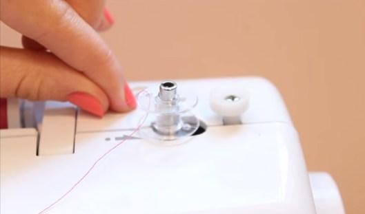 Comment bobiner une canette - les lubies de louise