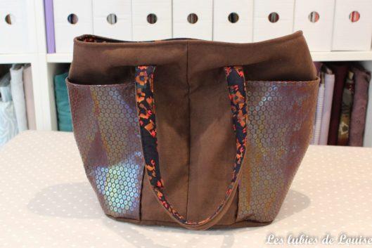 sac cabas odéon marron- les lubies de louise-1