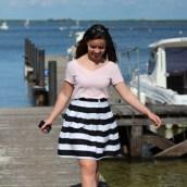 Ma jupe Chardon est sur le blog.