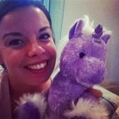 Ma maman m'a acheté une licorne pour mon anniversaire !