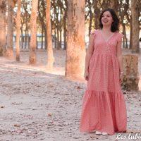 Trésor, la robe de princesse !