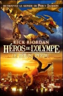 Héros de l'Olympe 1 : Le héros perdu, Rick Riordan