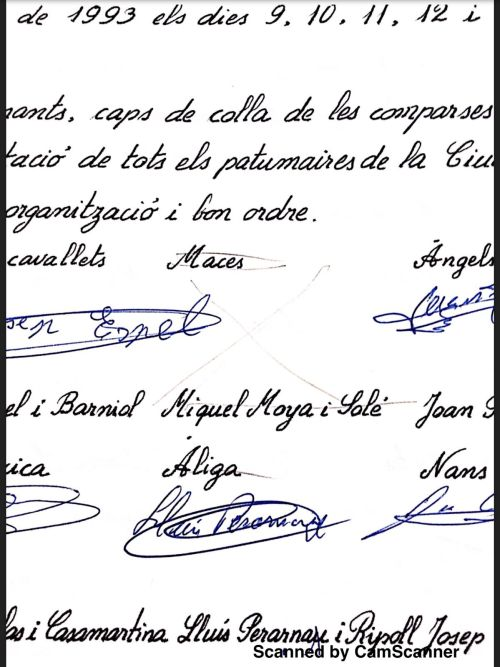 diligencia comparses detall 2
