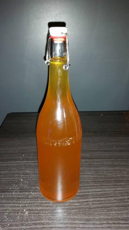 Shrubb en bouteille