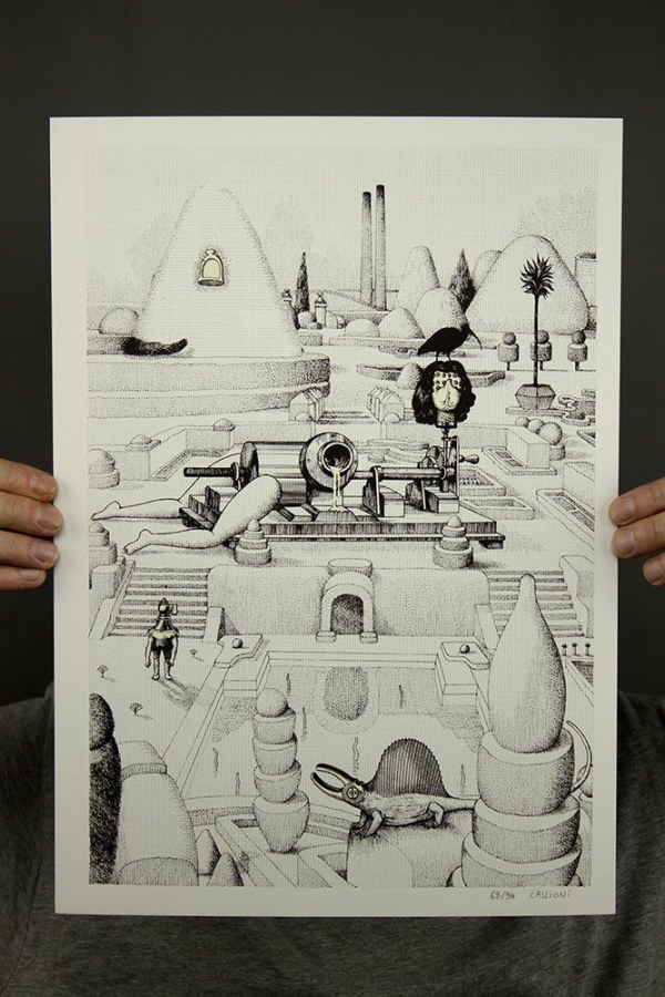 Atlantide - Joseph Callioni
