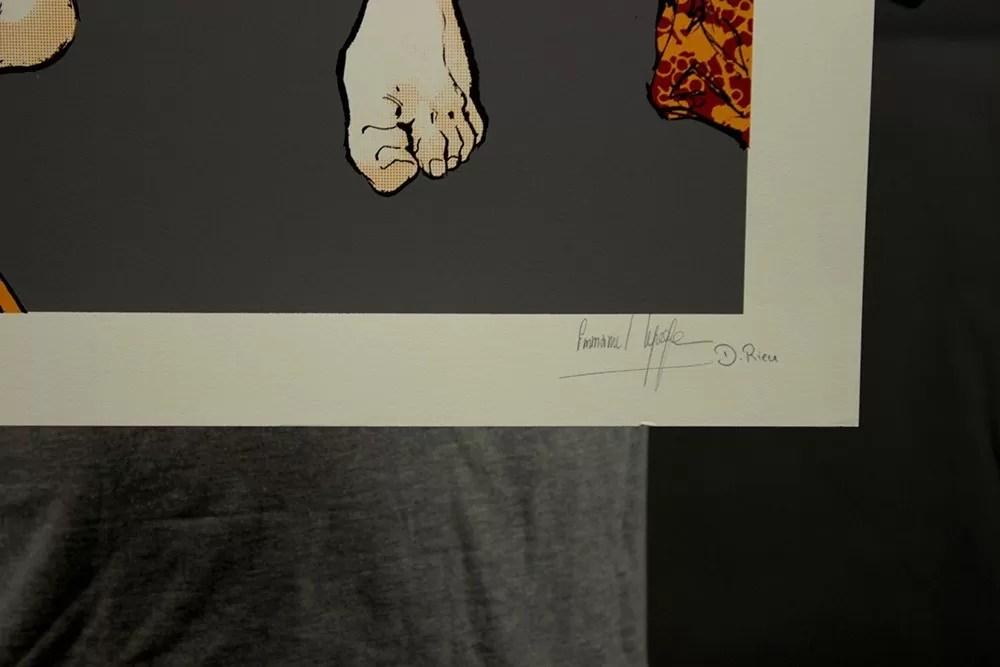 Haïku - Emmanuel Lepage