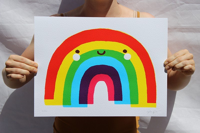 Rainbow - Julie Gore