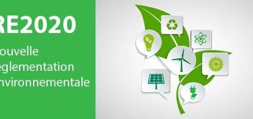 RE 2020 - Réglementation énergétique