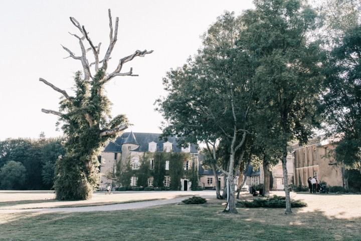 manoir de la jahotiere Nantes