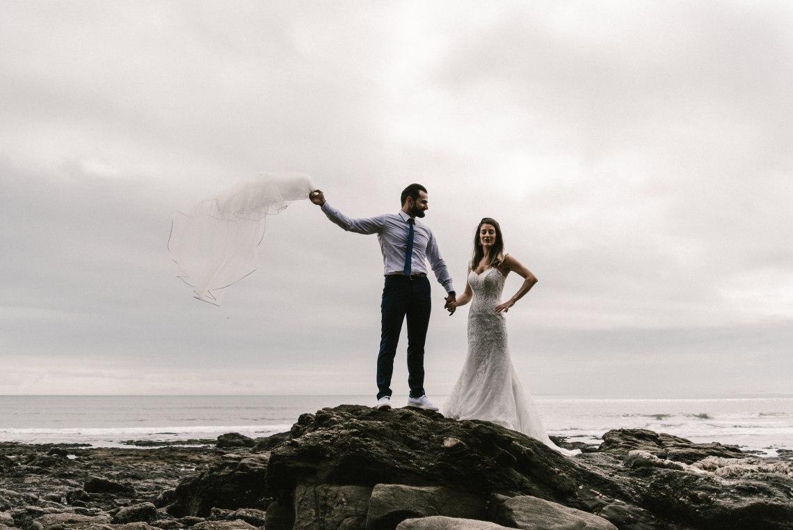 Mariage la Baule séance couple plage