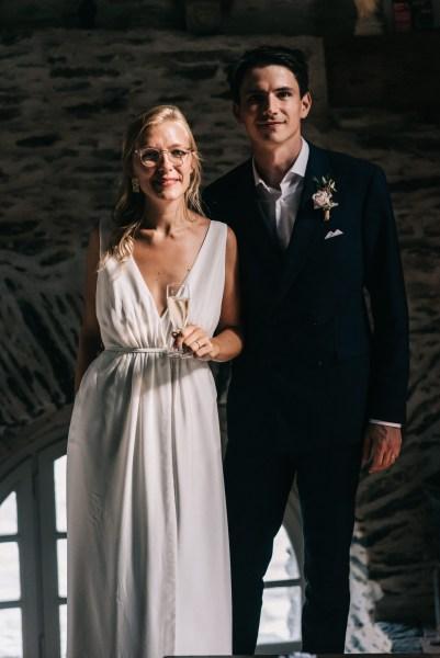 Mariage bohème-chic en Anjou