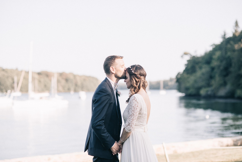 mariage bretagne manoir kerouzien