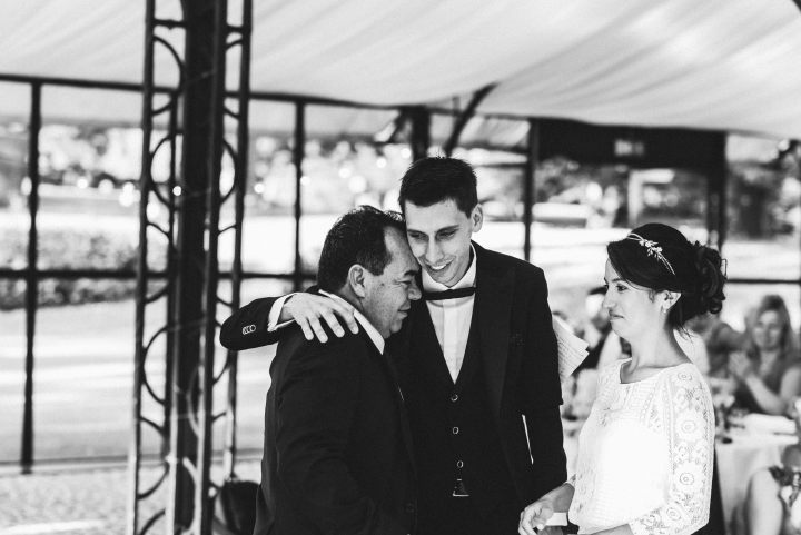 photo mariage vendée émotions
