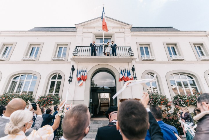 Mariage mairie Sainte Adresse