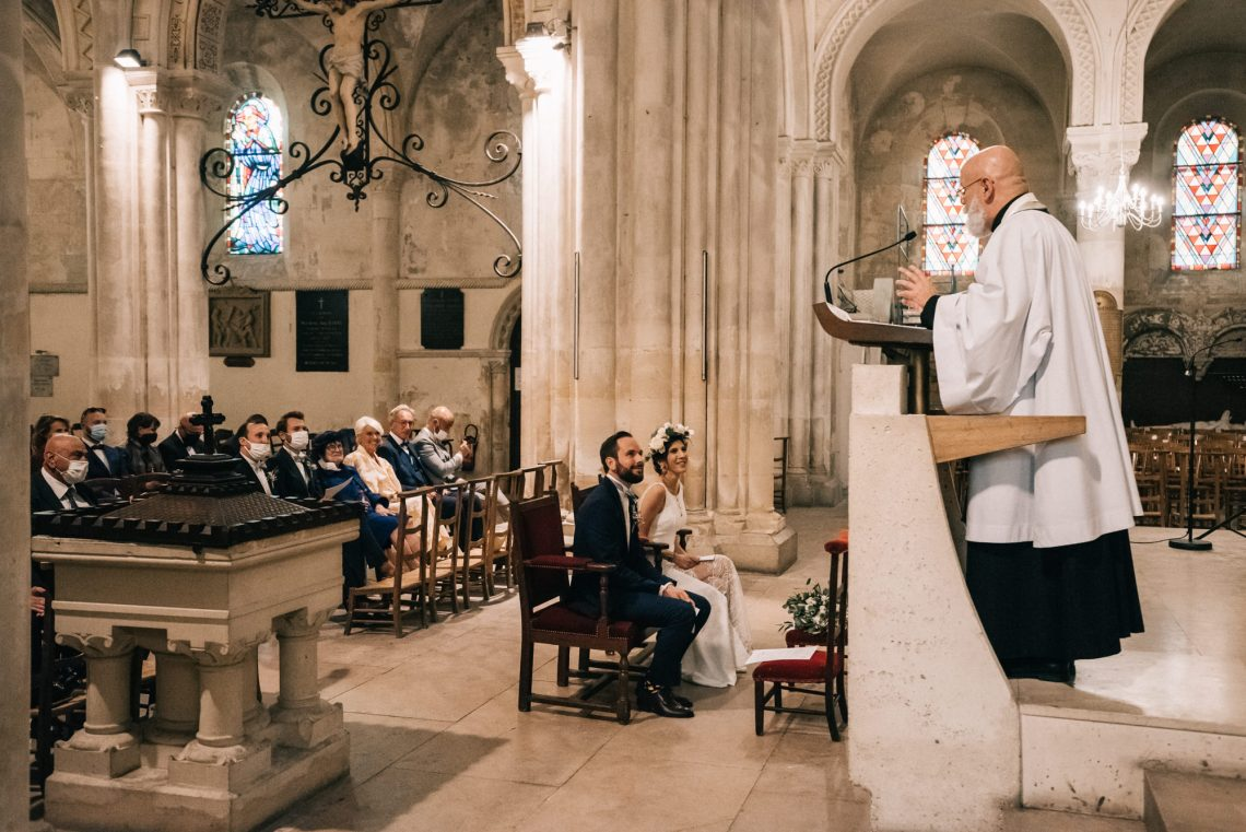 Mariage église le Havre