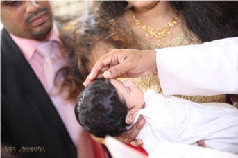 Katelyn's Baptism Photographs