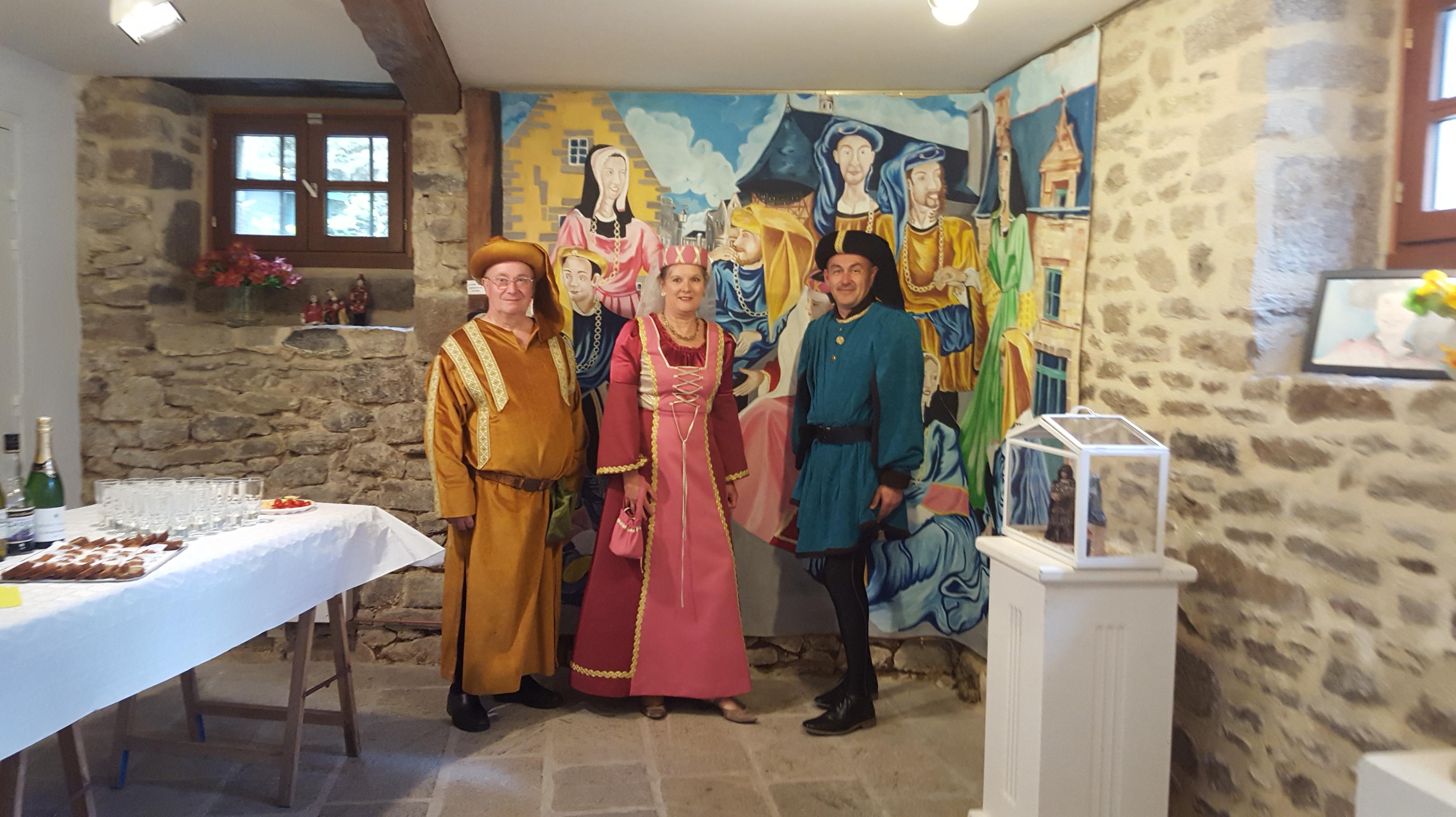 le festival les medievales de saint renan