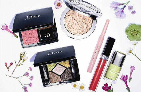 Glowing Gardens by Dior