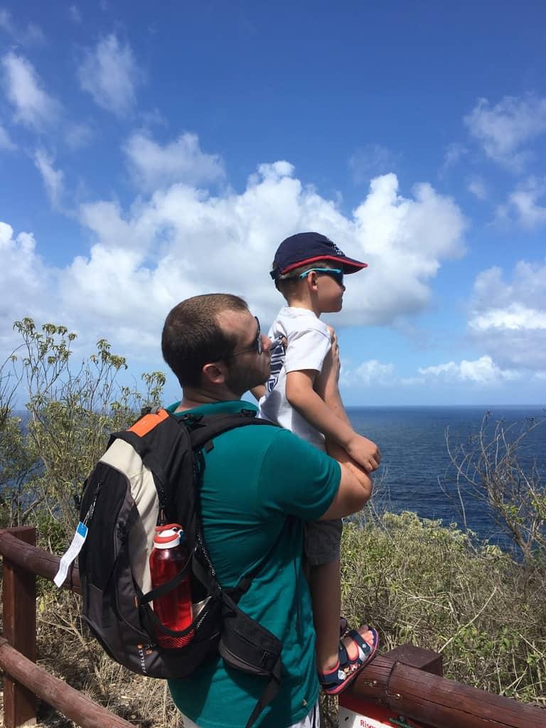 réserve-biologique-grande vigie-falaises-famille