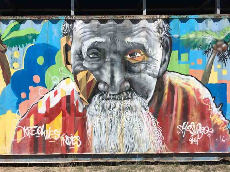west indies-guadeloupe-caraibes-musee-street art-contemporain