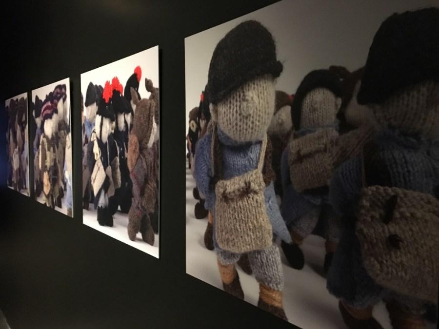 blogtrip-enfranceaussi-enfrancealens-musee-14 18-souchez-wool war one-laine-soldat