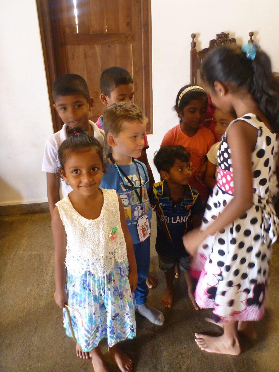 De plus en plus d'enfants autour d'Axel