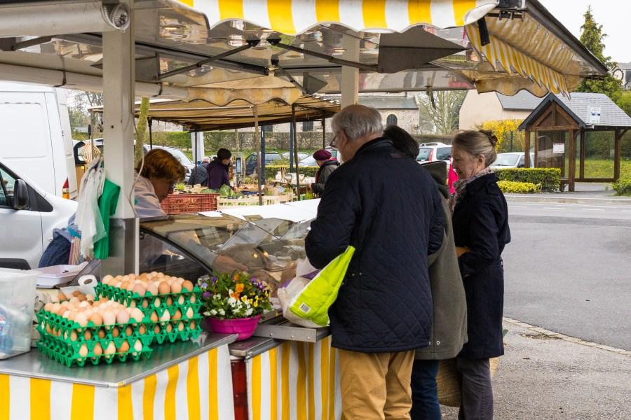 Producteurs locaux en Normandie
