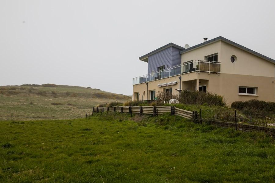 La maison d'hôtes Fenêtres sur Mer en Normandie