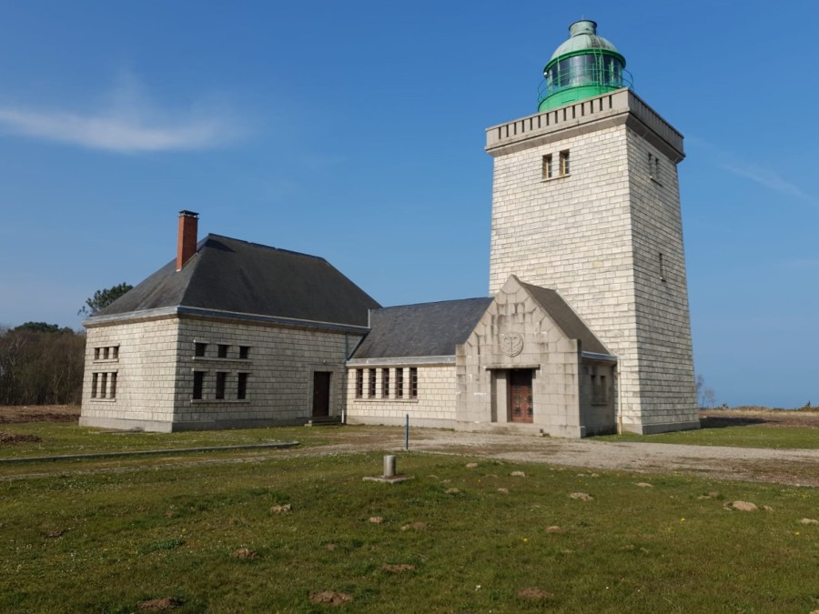 Phare d'Ailly à Sainte Marguerite sur Mer
