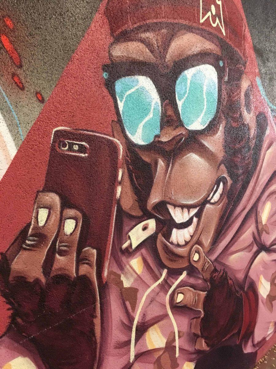 Street art à Lens