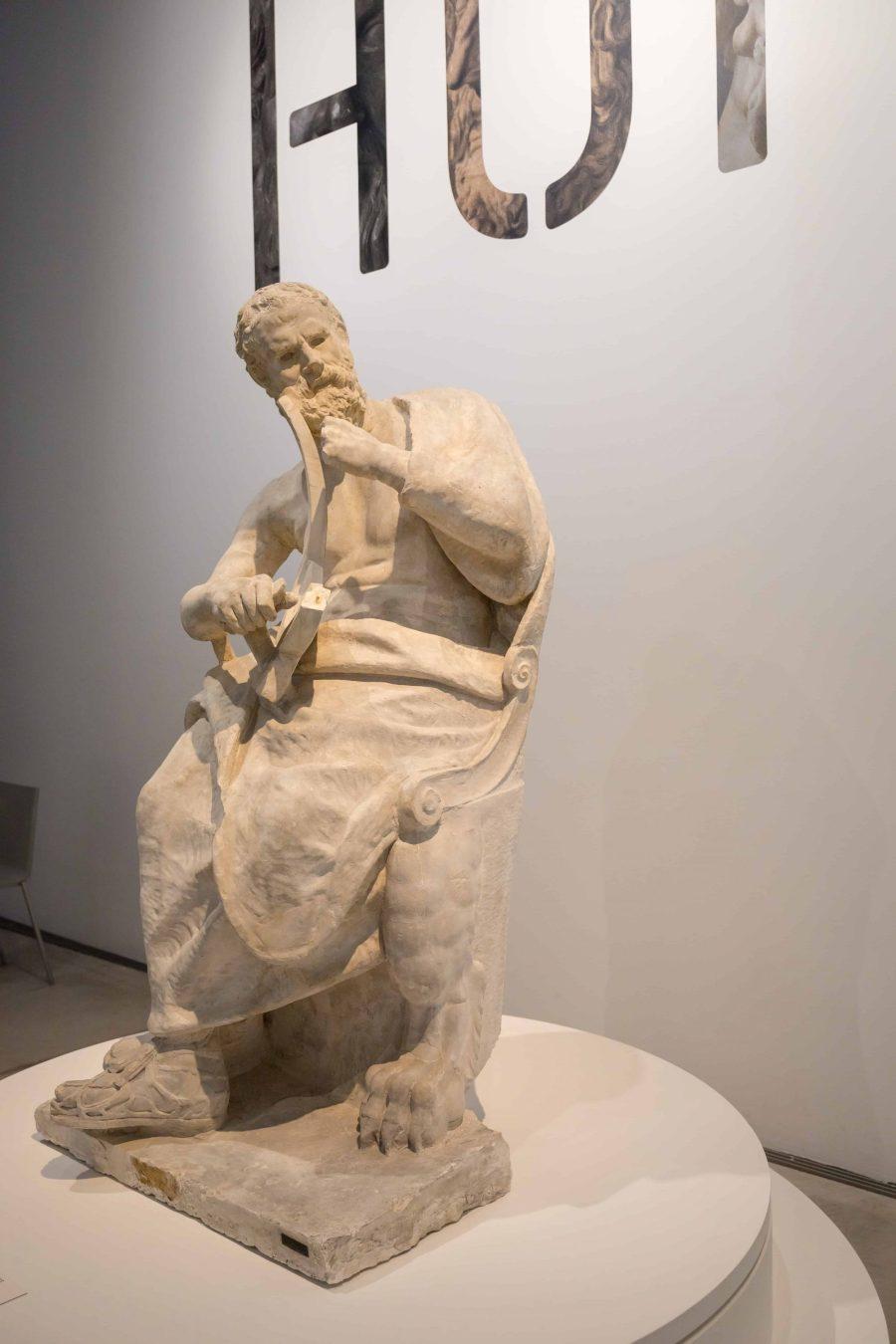 Assemblée des dieux au musée du Louvre Lens