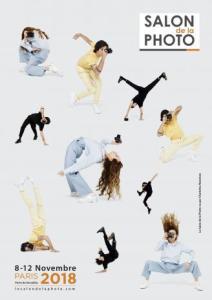 Affiche salon de la photo à Paris