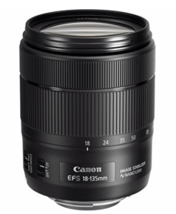 Objectif CANON 18-135mm