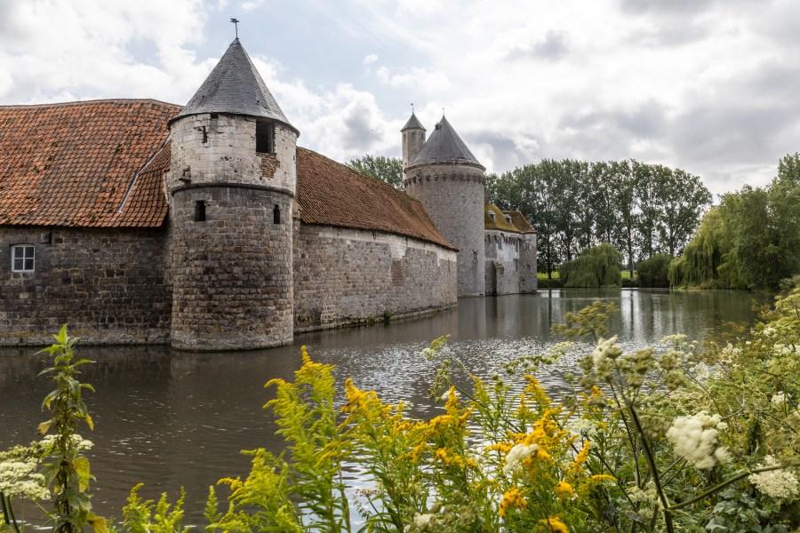 Château d'Olhain en Artois
