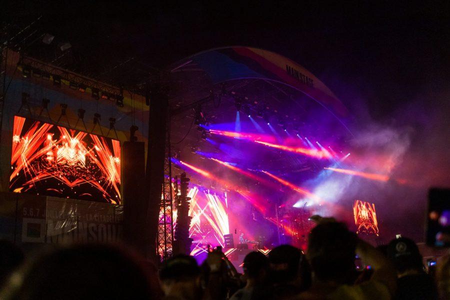 Concert de DJ SNAKE au Mainsquare à Arras