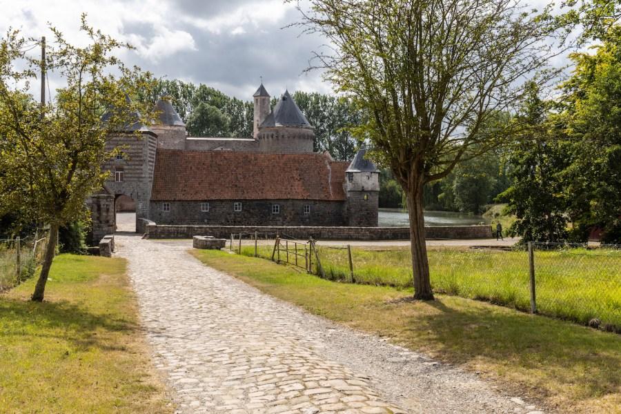 Château d'Olhain en Hauts de France