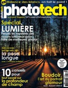 Magazine de photographie Phototech