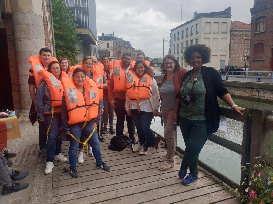 La team Blogueurs HDF à Douai