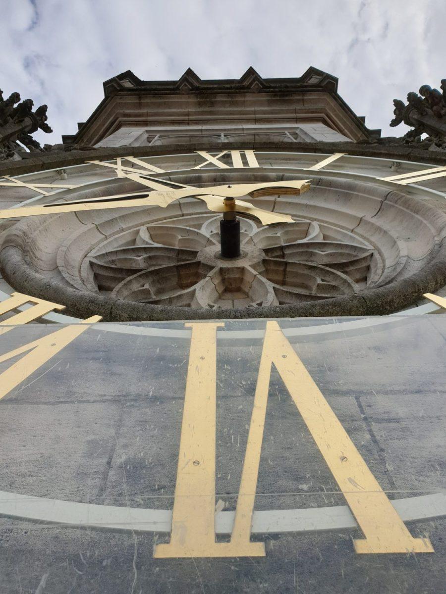 Horloge du beffroi d'Arras