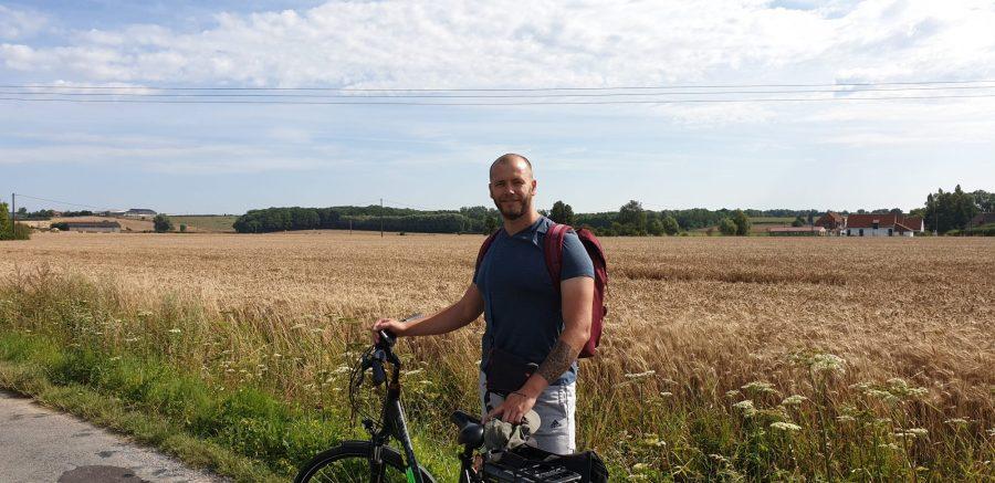 Itinéraire vélo en Flandre